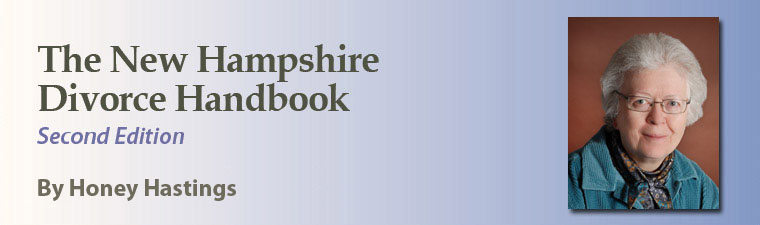 new hampshire divorce handbook 2nd edition